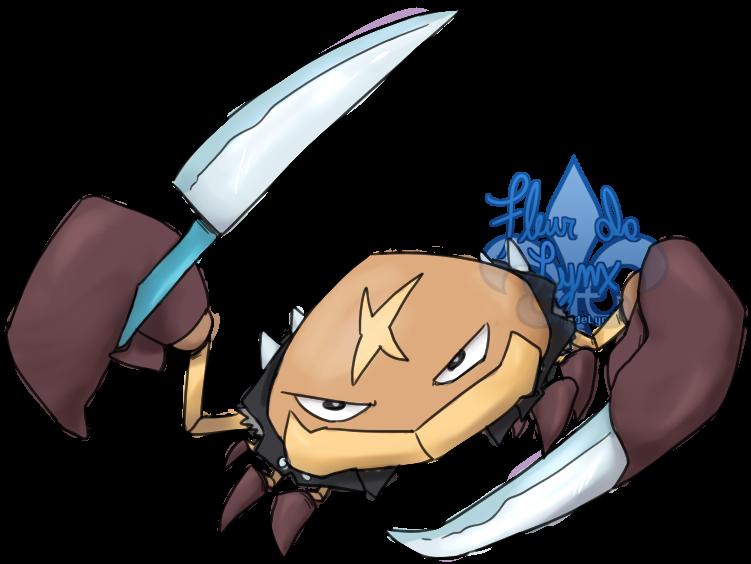 Fakemon Crabby