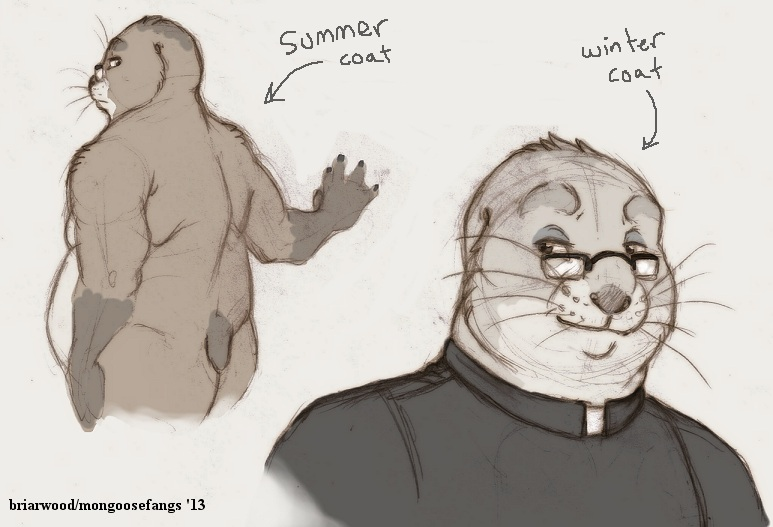 seals are weird
