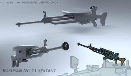 Ng-11 Sextant