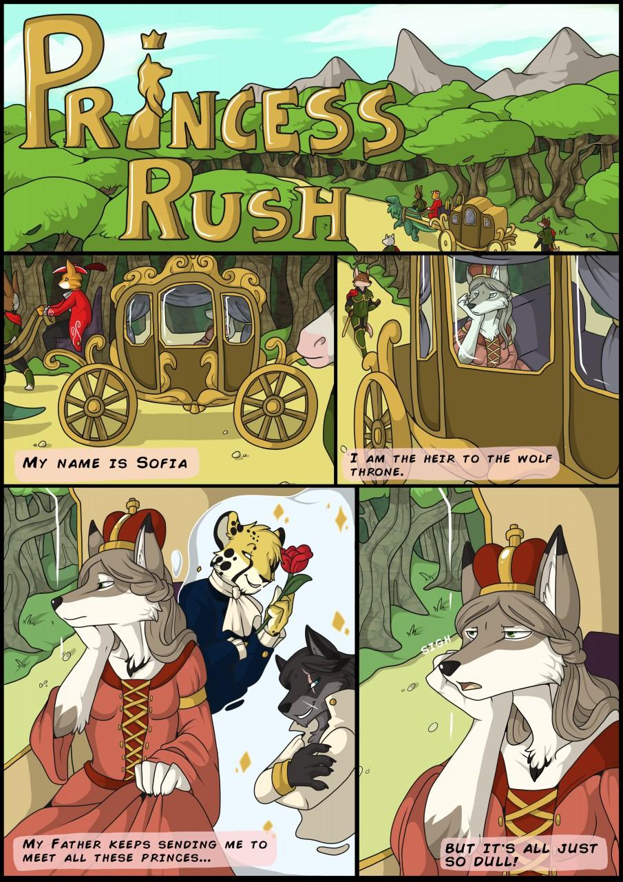 Feral Dragon Porn princess rush [page 1] — weasyl