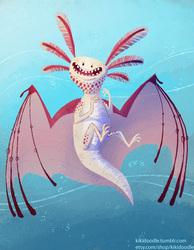 Axolotyl Dragon