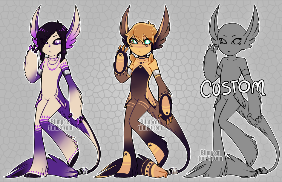 Eihny Adopts Set 2 [SOLD OUT]