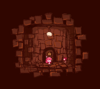 Mock Up Dungeon Cell