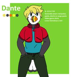 Dante Reference 2013
