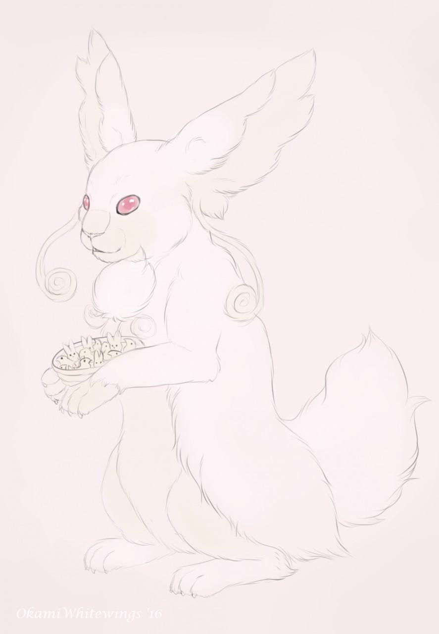 Pokemon Drawlloween - 22 Candy