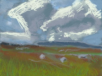Art Academy: Cloudy Plains