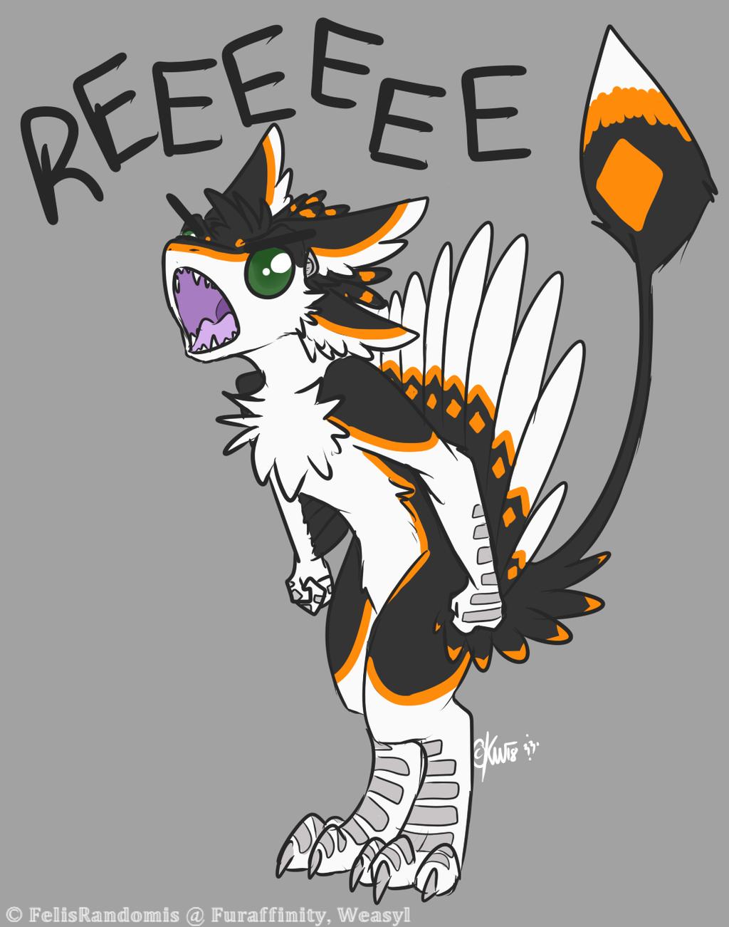 [Patreon] REEEEE