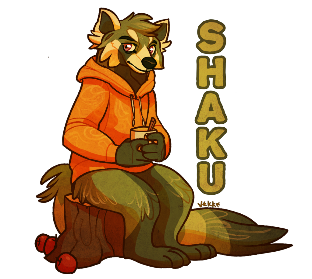 Commission - Shaku Autumn Badge
