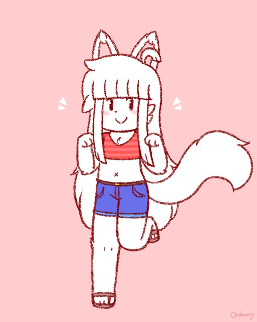 Cutesy Felina