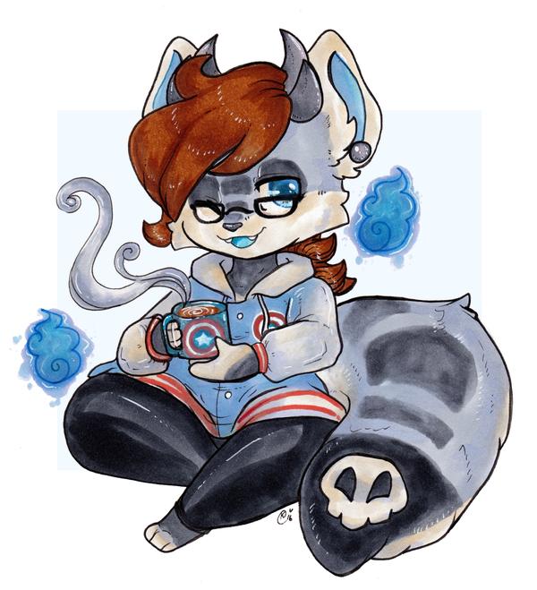 Captain Kitty [Art Trade]