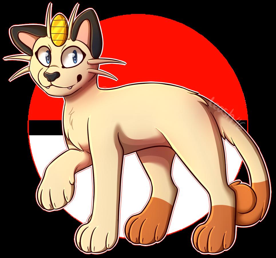 Meowth :3c