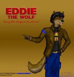 Caipirinha Eddie the Wolf