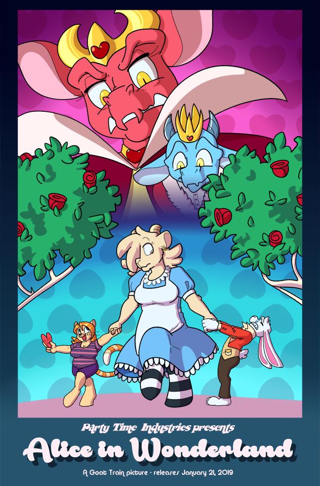 020 - Alice in Wonderland