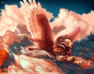 Copper Skies