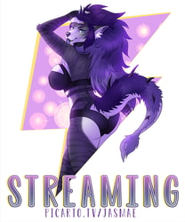 STREAMING - Come get a comm!