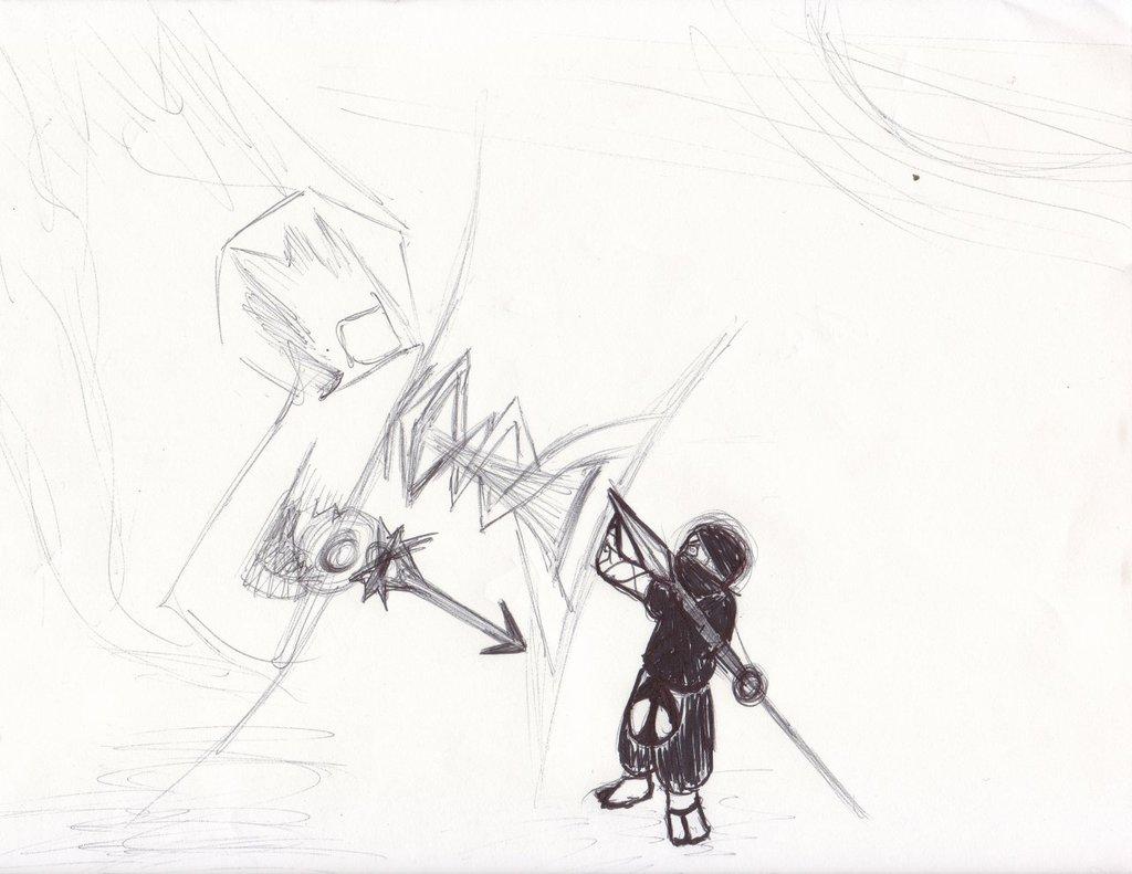 ninja vs. skull: epic battle of the ages