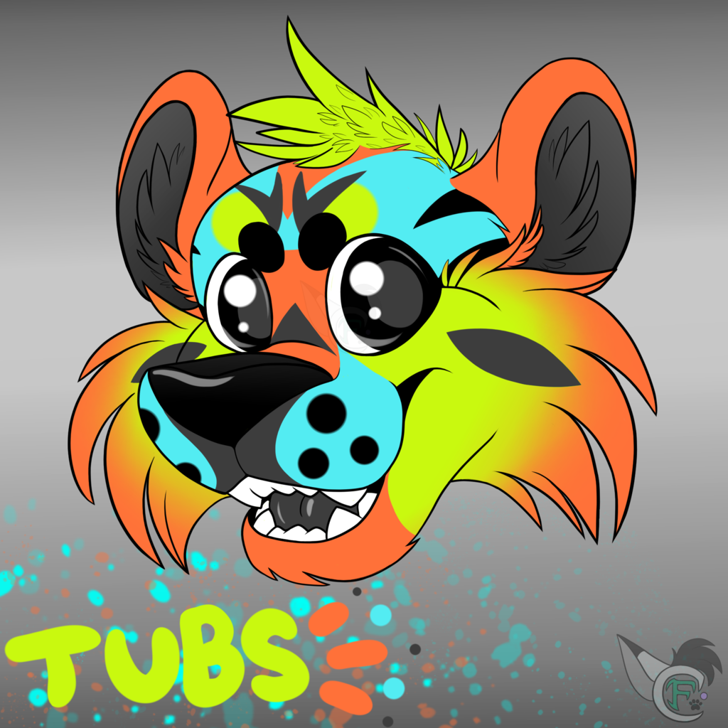 Tubs the Tiger - Fanart