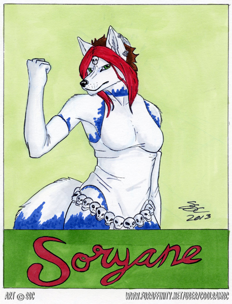 Soryane Mystique badge