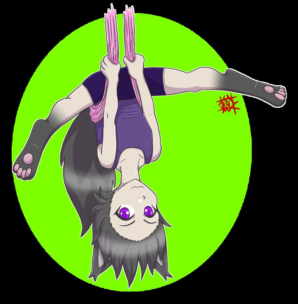 Riko upside down