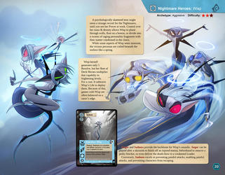 Skirmish Strategy Guide sample page Wisp 1
