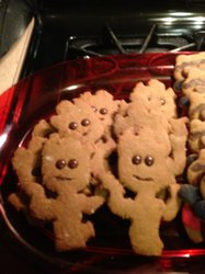 Gingerbread Groots