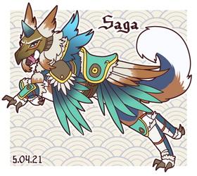Saga the Palamute (armor)