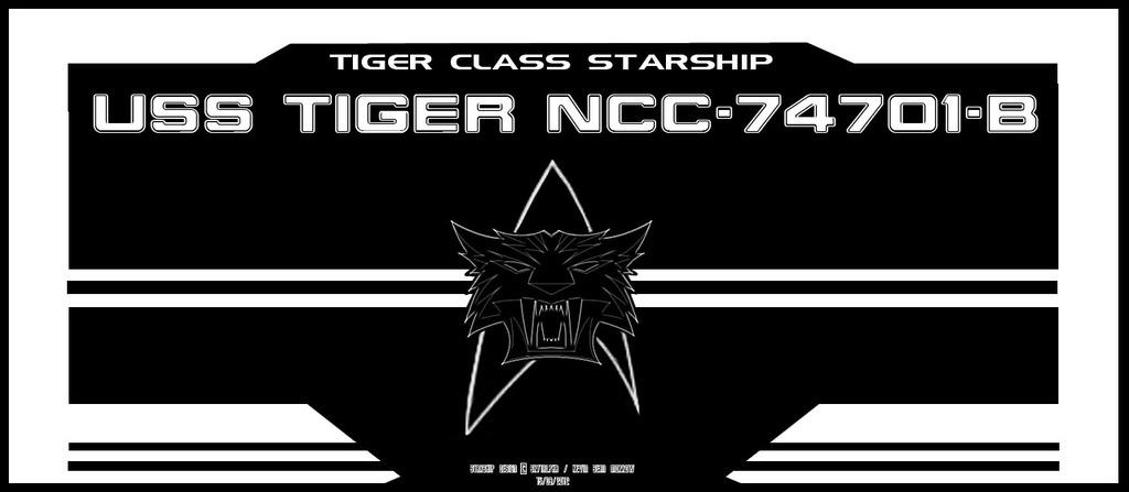 Tiger Class Starship - 1/5