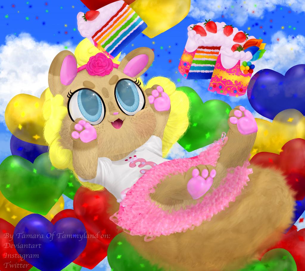Kit's Birthday!