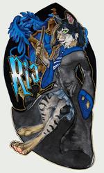 Ria - Ravenclaw Badge