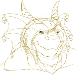 Durrn Muzzle Update Doodle by Ciraeon