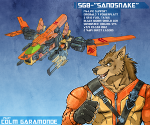 SG8 Sandsnake