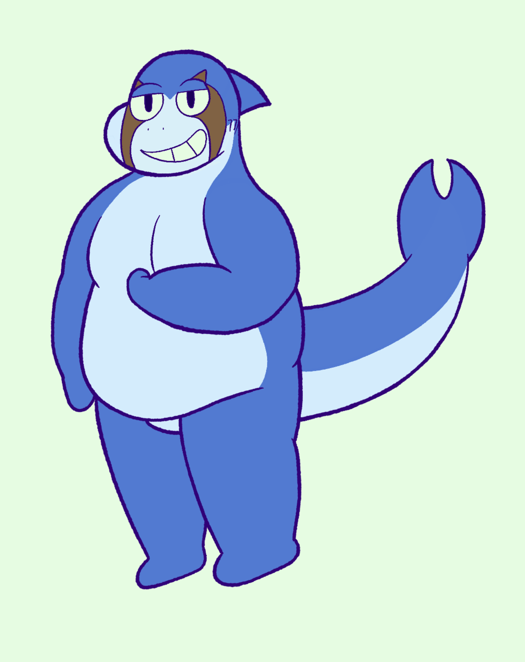 Ryuji (Shark Form)