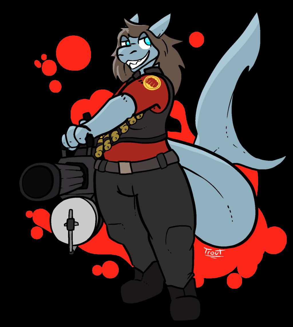 (Patreon) Heavy Gal