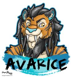 Avarice Badge