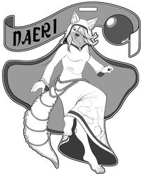 Naeri Badge Design