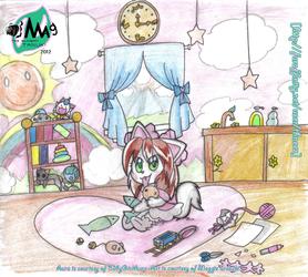 Aura in Nursery School