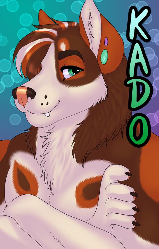 Most recent image: Kado Badge