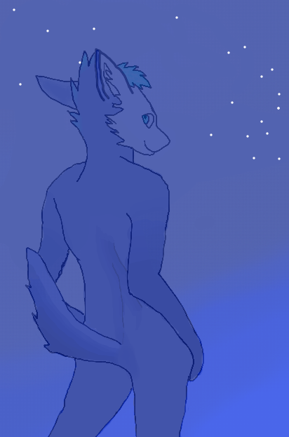 Most recent image: Night Woofy