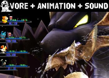 Chronos Boss Battle (Animation by Hiddenv1)