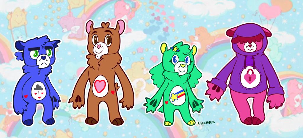 Care Bear Re-Designs