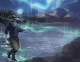 Com: Crystal Nightfall