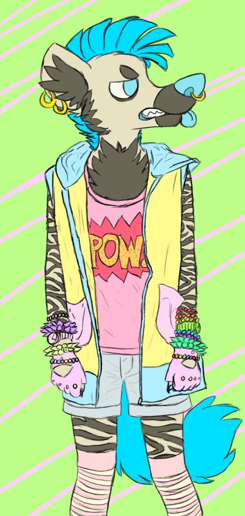 NB Hyena