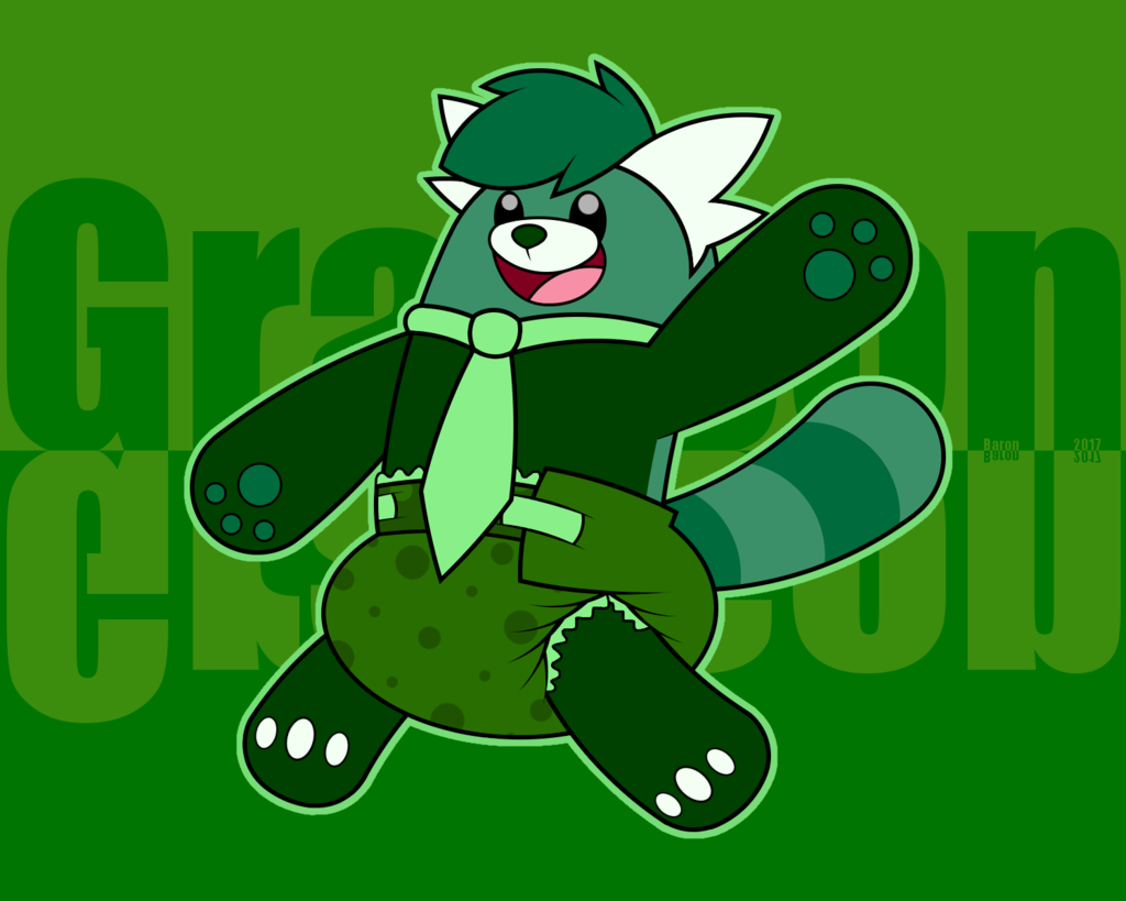 Green Topaz (A.K.A. Grayson)