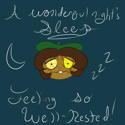 Secret Squirrel Sleepy Icon