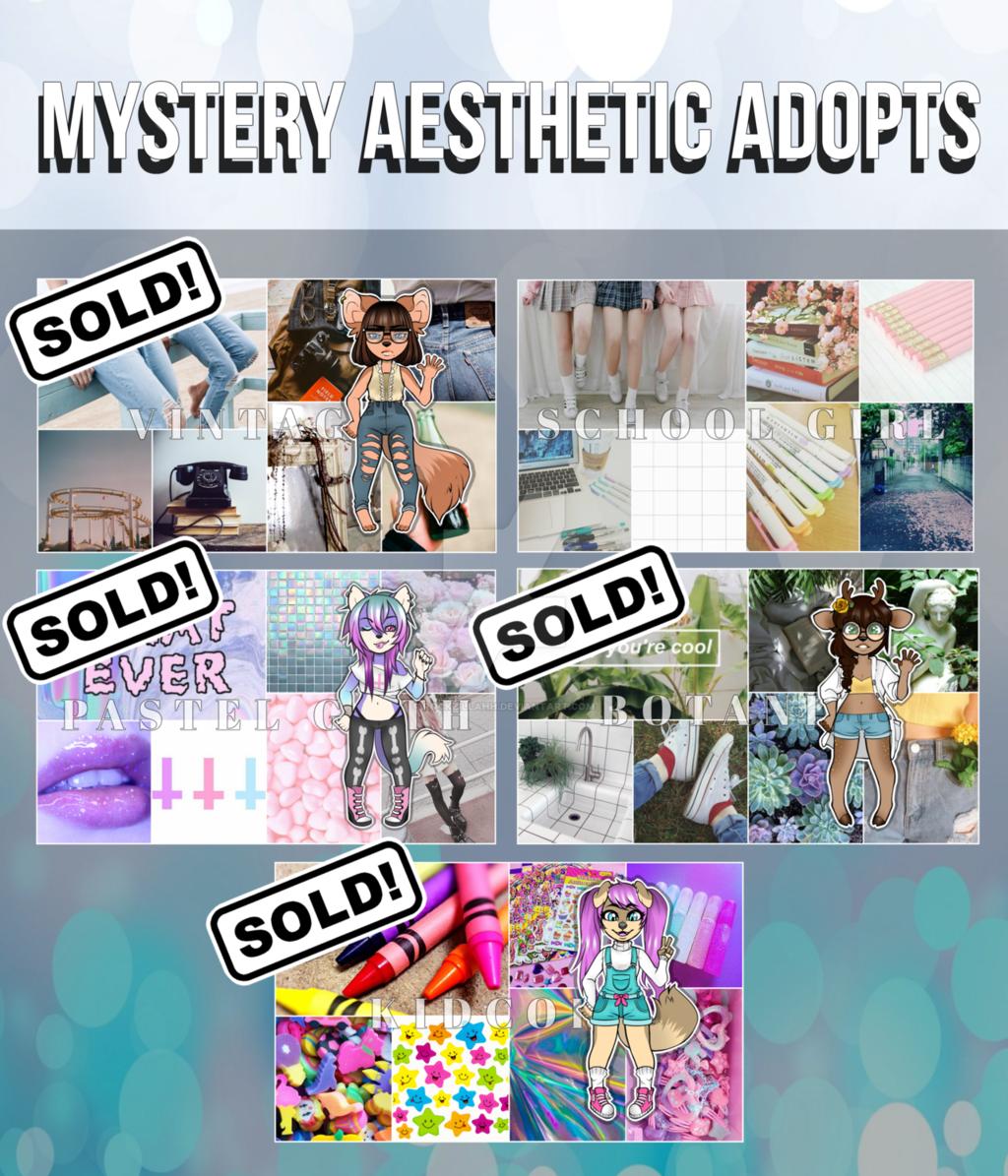 Aesthetic Adopt - $5 - OPEN