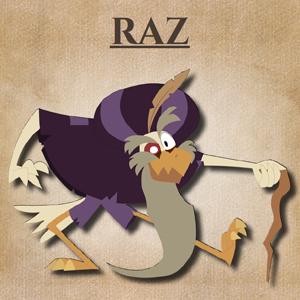 True Tail Audition - Raz