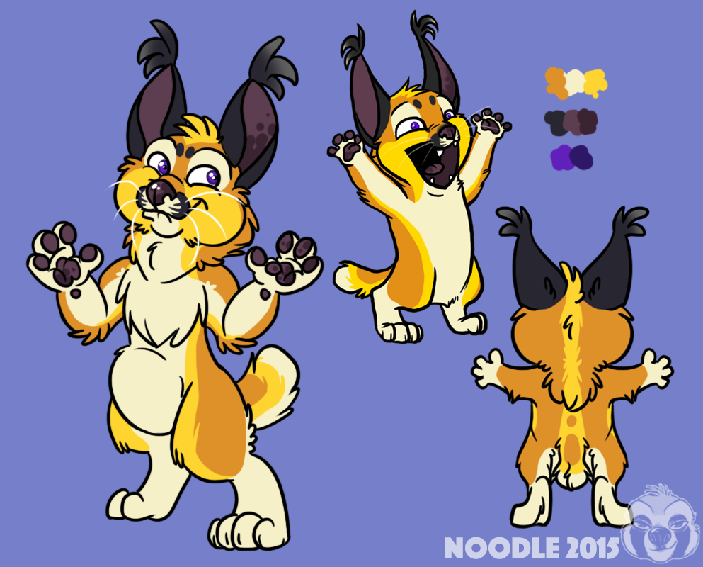 Tumeric Caracal Reference