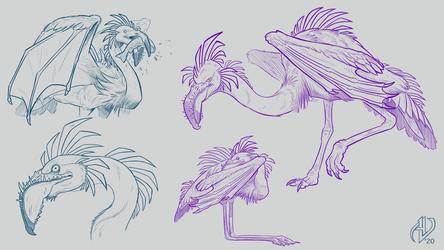 Flamingo...Thing