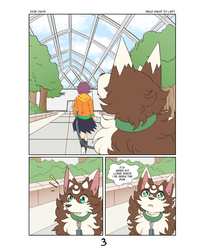 Dog Days - Page 3