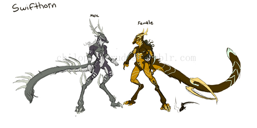 Swifthorn Race Reference